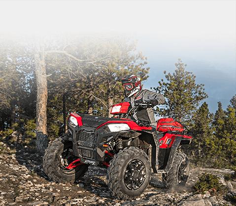Sportsman Recreation & Utility ATV